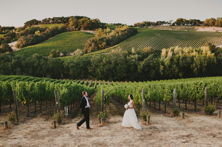 Big hill winery wedding